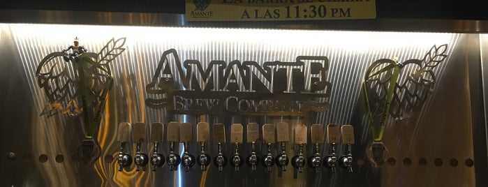 Amante Brew Company is one of VIAJES 2.