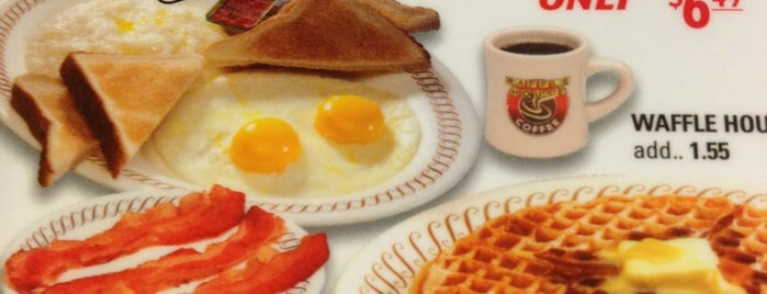 Waffle House is one of Posti che sono piaciuti a SooFab.
