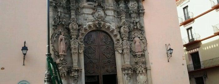 Templo de San Diego de Alcalá is one of GTO Museum.