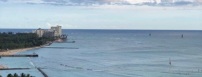 Splash Bar is one of Honolulu.