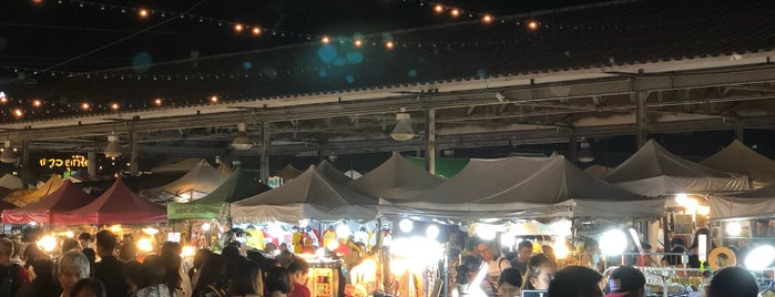 Train Night Market Ratchada is one of Things To Do.