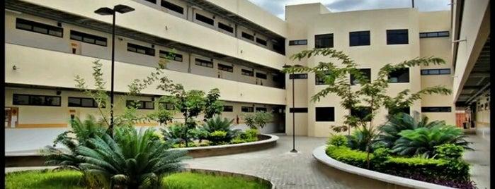 UNIVASF - Universidade Federal do Vale do São Francisco is one of Marcos's Liked Places.