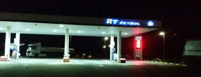 RT Petrol is one of สถานที่ที่ Erkan ถูกใจ.
