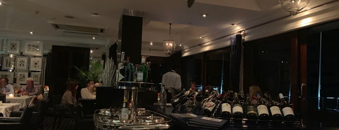 Azure Restaurant is one of Cape Town 2018.