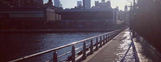 Pier 64 - Hudson River Park is one of Brian 님이 좋아한 장소.