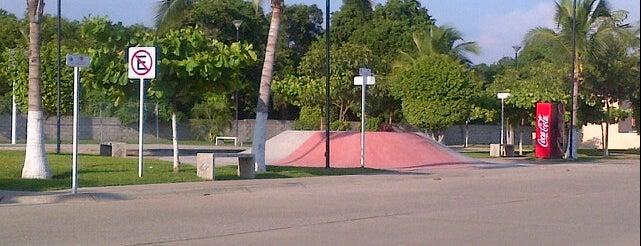 Parque del Fracc. Las Gaviotas is one of Locais curtidos por Jesús Ernesto.