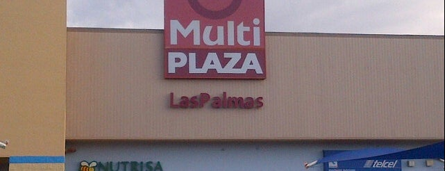 MultiPlaza Las Palmas is one of Places.