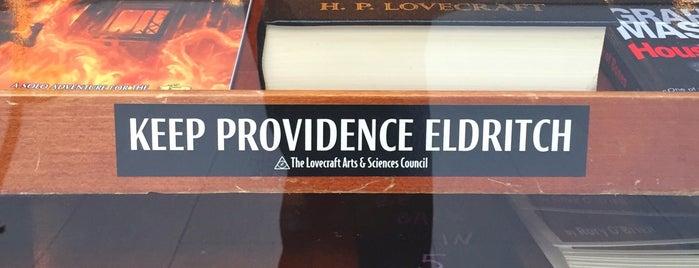 Lovecraft Arts & Sciences is one of Al 님이 좋아한 장소.