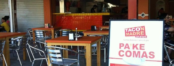 Taco'n Madre Grill Norteño is one of Lugares favoritos de Juan.