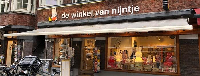 A faire à Amsterdam 🌷🚲🛶