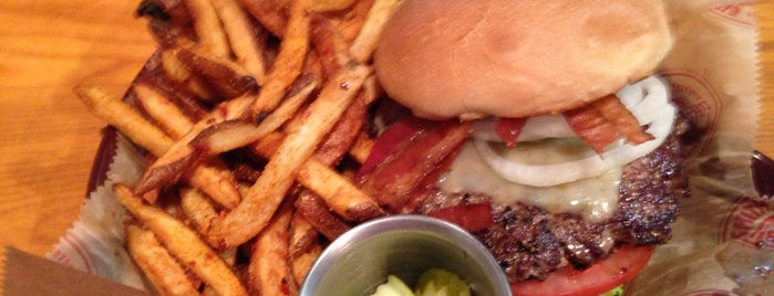 BurgerSmith is one of Best of BR.