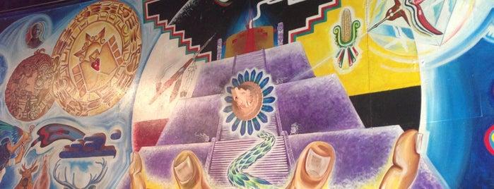 Centro Cultural De La Raza is one of Lugares favoritos de Greg.