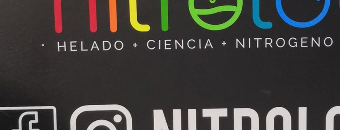 Nitrology is one of Lugares guardados de Victor.