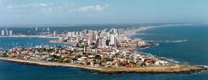 Punta Del Este, Maldonado is one of Gimeさんのお気に入りスポット.