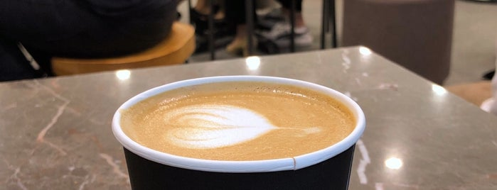 The Coffee Academics is one of Edward'ın Beğendiği Mekanlar.
