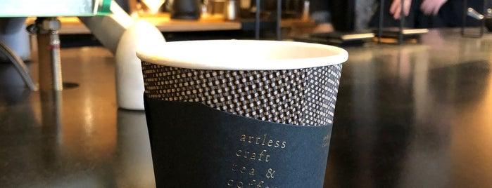 artless craft tea & coffee is one of Tokyo, Japan.