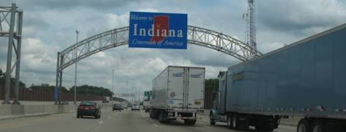 Indiana is one of Glenda's Liked Places.