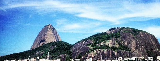 Enseada de Botafogo is one of great places.