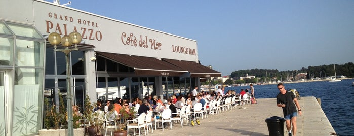 Cafe Del Mar is one of Poreč i okolica.