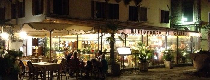 Ristorante Al Giglio is one of สถานที่ที่ Winda ถูกใจ.