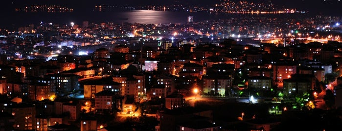 İstanbul'un Balkonu is one of Kartal-Tuzla.