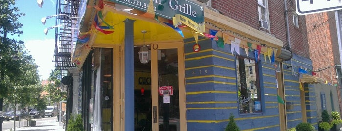 Golden Grille is one of Downtown Jersey City Explorations.