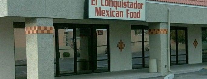 El Conquistador is one of AZ.