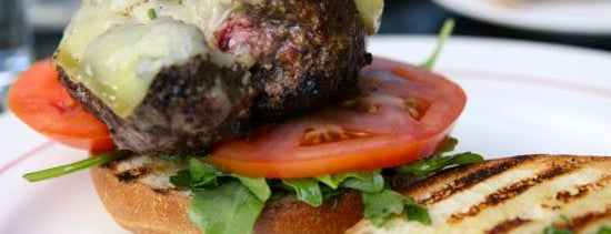 Zinc Bistro is one of 10 Best Burgers in Metro Phoenix.