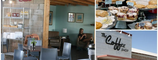 The Coffee Shop at Agritopia is one of 10 Best Coffee Houses in Metro Phoenix.
