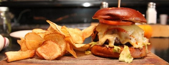 Bootleggers Modern American Smokehouse is one of 10 Best Burgers in Metro Phoenix.