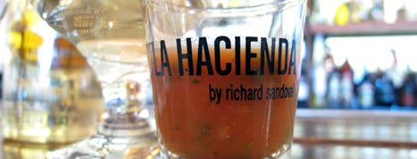La Hacienda is one of 10 Best Places to Eat and Drink on Cinco de Mayo.