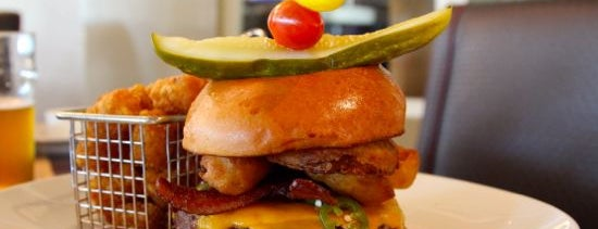 Relish Burger Bistro is one of 10 Best Burgers in Metro Phoenix.