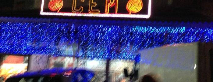 Cem Hipermarket is one of Emre : понравившиеся места.