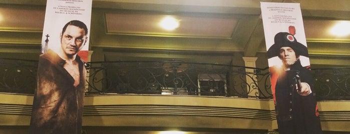 Teatro Renault is one of สถานที่ที่ Taiane ถูกใจ.