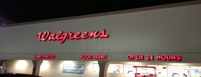 Walgreens is one of Favorite Places to visit!.