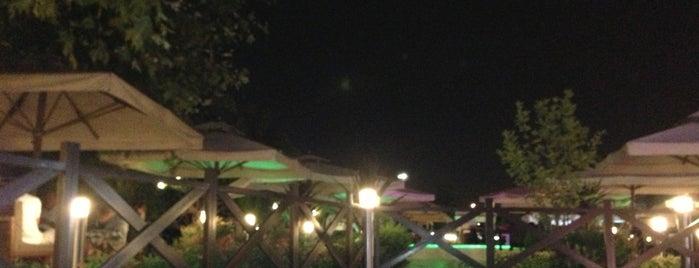 Bahçe Cafe & Restaurant is one of Posti che sono piaciuti a Ömer Yasin.
