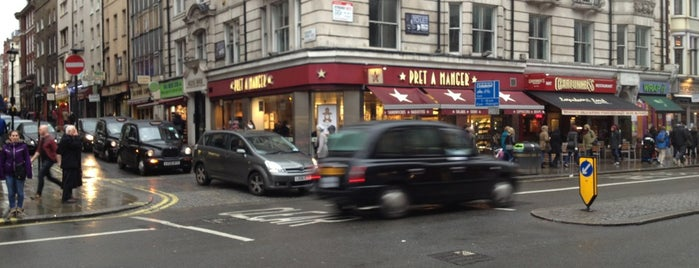 Pret A Manger is one of Akın's Liked Places.