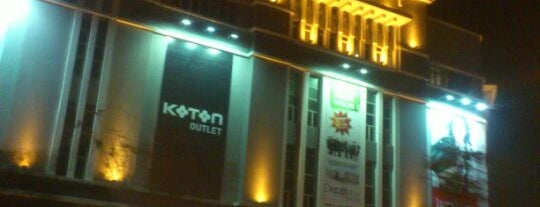 Deposite Outlet is one of istanbul avm.