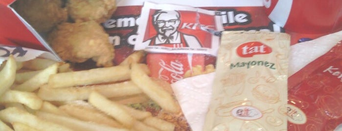 KFC is one of Gaziantep.