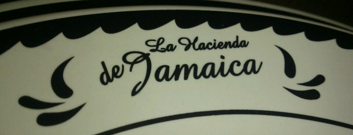 La Hacienda de Jamaica is one of Lugares favoritos de Sandybelle.