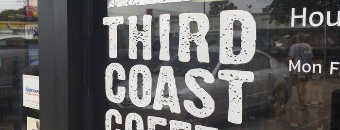 Third Coast Coffee Roasting Co. is one of Austin + Cedar Park: Coffee/Sweets.