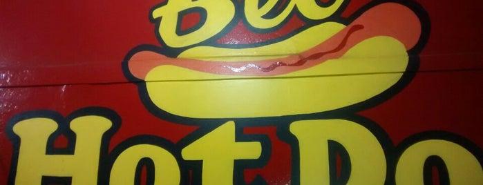 Bel hot dog is one of สถานที่ที่ Vinicius ถูกใจ.