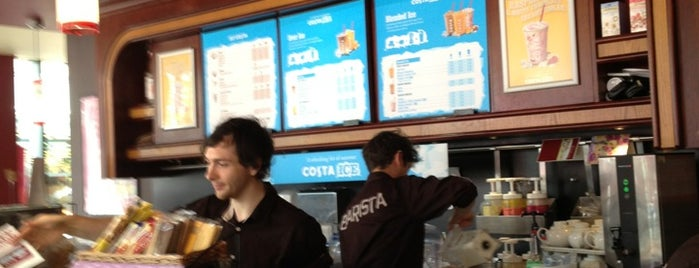 Costa Coffee is one of UK.