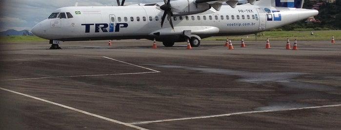 Aeroporto de Juiz de Fora / Serrinha (JDF) is one of Part 1~International Airports....