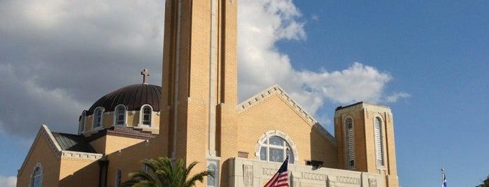 St Nicholas Greek Orthodox Cathedral is one of Orthodox Churches - Florida.