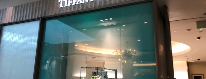 Tiffany & Co. is one of JODY & MY PLACES IN MD REISTERSTOWN, OWINGS MILLS,.