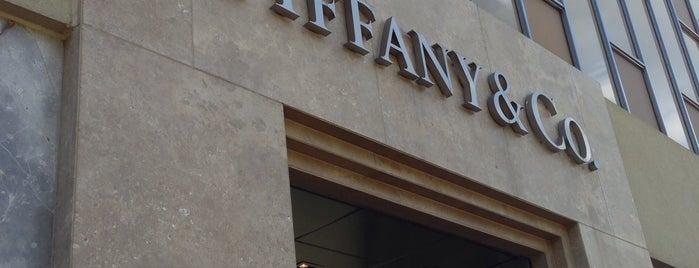 Tiffany & Co. is one of Washington.