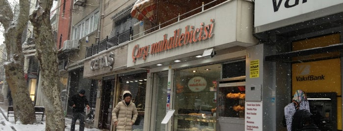 Çarşı Muhallebicisi is one of Istanbul |Food|.