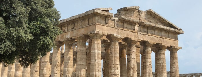 Tempio di Nettuno is one of Italy.