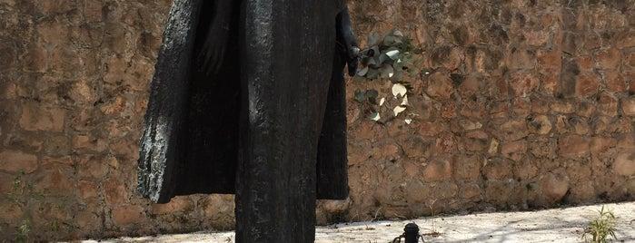 Monumento Princesa Kristina is one of Marcu Fiordos : понравившиеся места.